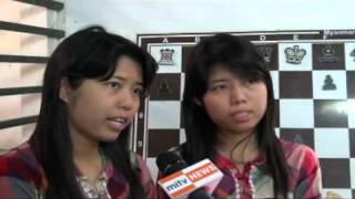 Gambar cover mitv - Gold Talk:  Chess Winners At The 27th SEA Games
