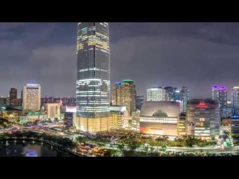 Lotte World Tower 4k