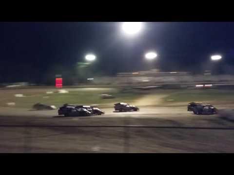 34 Raceway - A-Main - 8/5/17