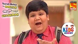 Goli Has A New Foodie Friend | Tapu Sena Special | Taarak Mehta Ka Ooltah Chashmah