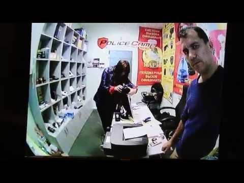 Дверной видеоглазок PoliceCam