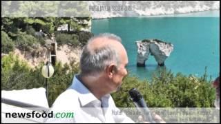 Fabio Tonello, Gruppo Allegro: Hotel Baia Dei Faraglioni Luxury Beach Resort in Puglia, Gargano