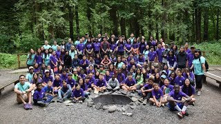 Zapętlaj Oregon Adoptee Camp 2018 | Holt International