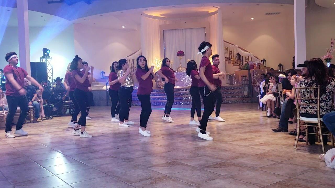 Elani's XV Surprise Dance