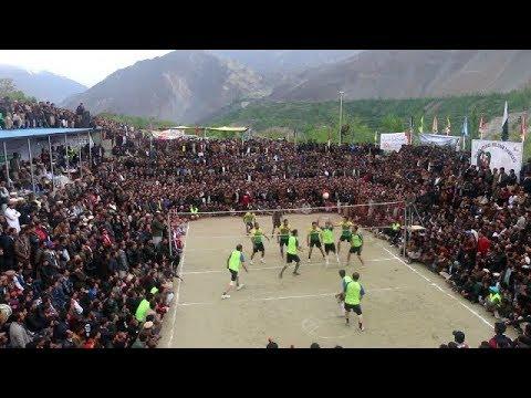 VolleyBall Final Match At Nagar Valley - Nagar Royal VS Hunza Leopards || A Must Watch