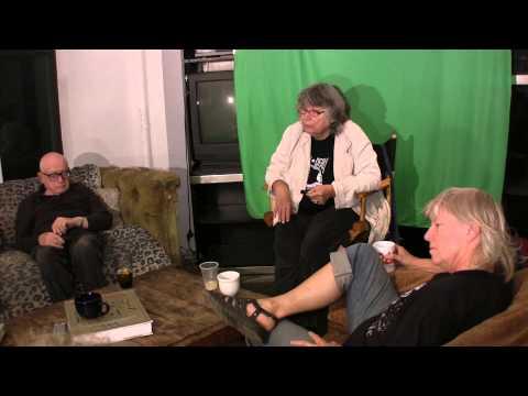DeeDee  Halleck with Harold Channer