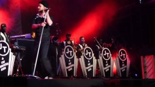 Justin Timberlake Live Dublin - Futuresex/Lovesounds + Need You Tonight INXS Cover + Lovestoned