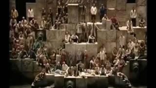 Verdi - Nabucco - Rabszolgák Kórusa - magyar felirattal -Youtube