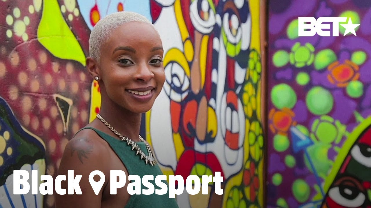 Style Blogger Blake Von D Takes Us To Explore South Africa & It's Beauty | Black Passport