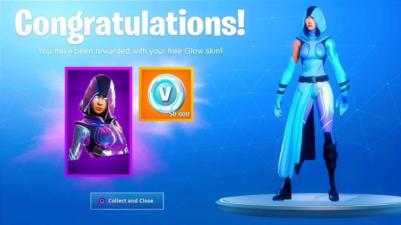 How To Claim NEW FREE Fortnite GLOW SKIN in Fortnite! (NEW ...