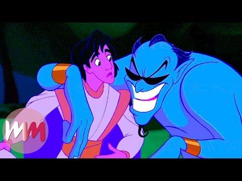 Top 10 Hilarious Adult Jokes in Disney Movies