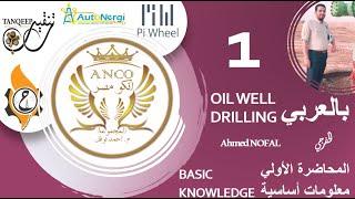 المحاضرة الأولي - Oil well Drilling بالعربي Diploma