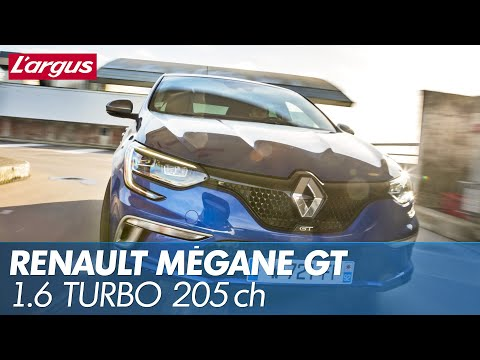 Essai Renault Mégane GT 205 ch EDC : meilleure que l'actuelle Mégane RS ?