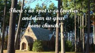 CHURCH IN THE WILDWOOD  by Charlie Pride (see description for the Lyrics)