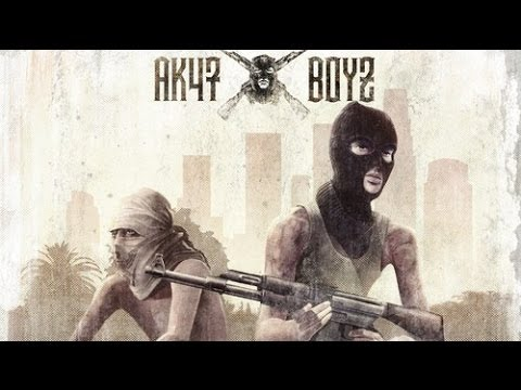 King Lil G - AK47 (With Lyrics On Screen)-AK47 Boyz Mixtape 2014