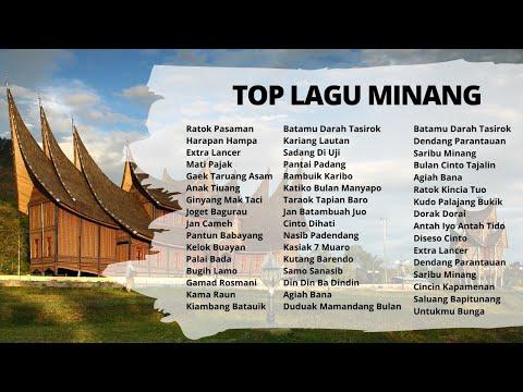 top-lagu-minang-terpopuler-sepanjang-masa-  -dendang-minang-  -musik-indonesia