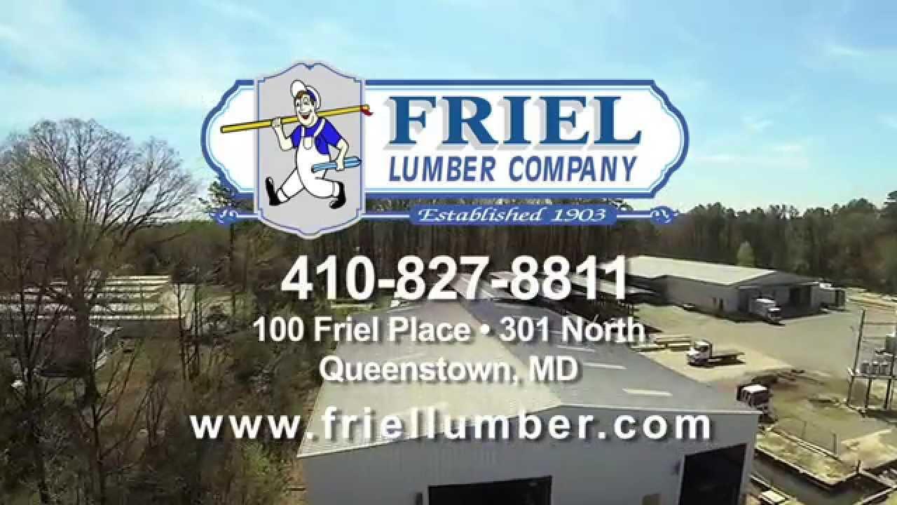 Friel Lumber Company 2017