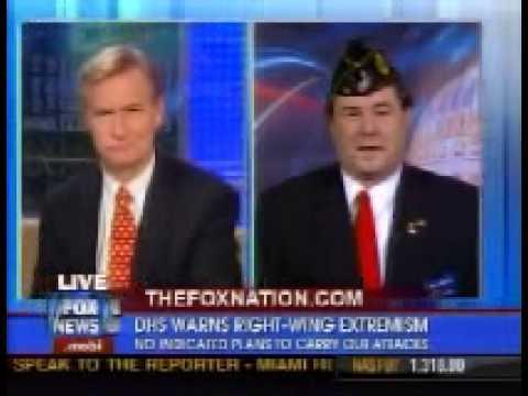 Iraq Veterans are terrorists - Janet Napolitano