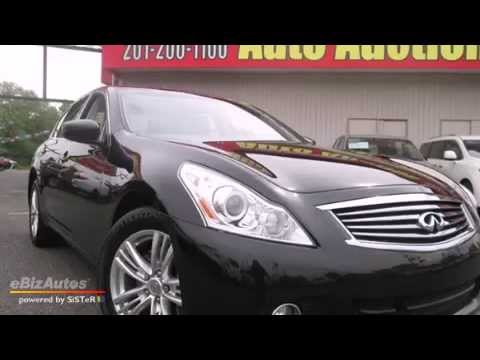 pre owned 2013 infiniti g37 new jersey state auto auction used cars nj ny pa nyc new york. Black Bedroom Furniture Sets. Home Design Ideas