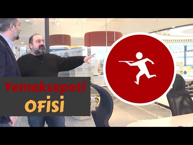 Yemeksepeti'nin yeni ofisinin detaylı ilk videosu: Yemeksepeti Park