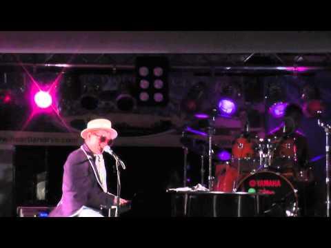 Elton John Tribute Artist  Brian Harris