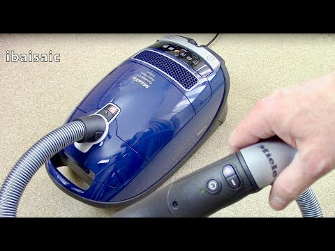 Miele Complete C3 Comfort Boost Ecoline Vacuum Cleaner Unboxing