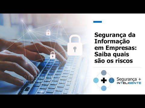 Assista: Segurança da informação em empresas: saiba quais são os riscos