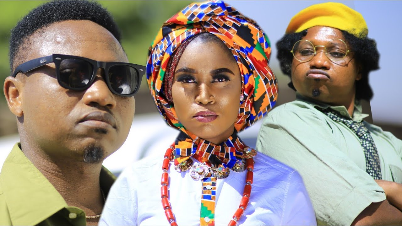 Download Auren Zainab Sambisa da Yamu Baba Angon Sambisa.