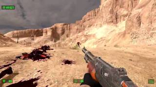Serious Sam HD: The First Encounter PC Gameplay HD