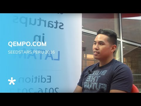 Interview with Qempo.com, Seedstars Peru Best e-commerce startup