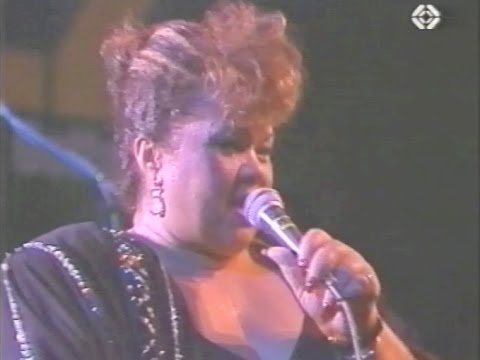 Etta James live in Lugano (1991)