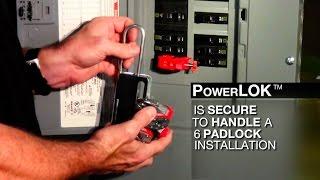 Panduit PowerLOK™ Circuit Breaker Lockout
