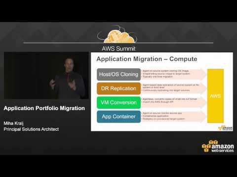 Application Portfolio Migration