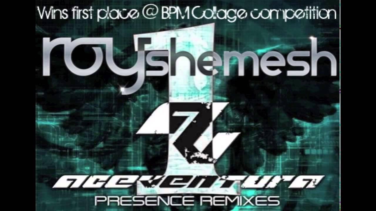 Max Shemesh: Presence (Roy Shemesh Remix) [Iboga Trance