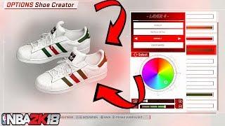 Gucci Adidas Superstar NBA 2K18