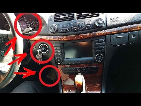 How to reset automatic transmission 722.6 Mercedes/ Reset ...