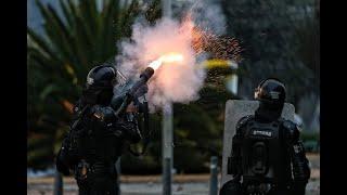 Durante marchas en Cali, el ESMAD solo podrá intervenir en casos de violencia