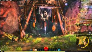 Guild Wars 2 - Heart of Thorns | Shooting Gallery - Gold (1:57)