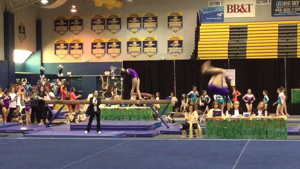 maryland level 5 state gymnastics meet results