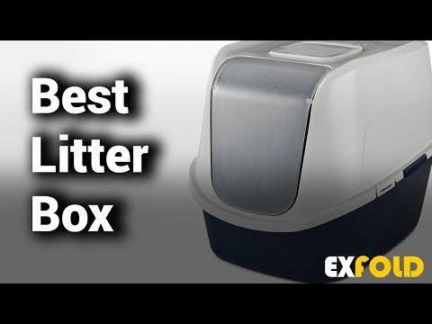 10 Best Litter Boxes 2018 With Price