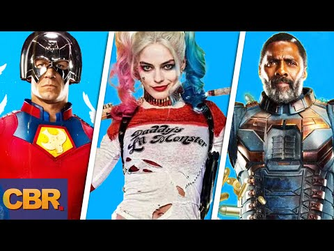 The Suicide Squad Abilities Ranked By Power