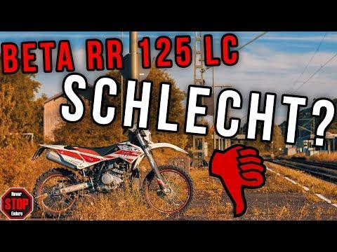 Dinge die ich an der Beta SCHLECHT finde!   Beta RR 125 LC   MotoVlog #9