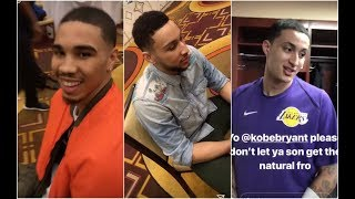 NBA Rookies trolling each other ahead of Rising Stars Challenge 2018