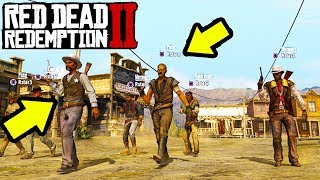 WILL RED DEAD ONLINE BE DELAYED? RDR2 Leaks, RDR2 Online Release Date & Red Dead Redemption 2 News!