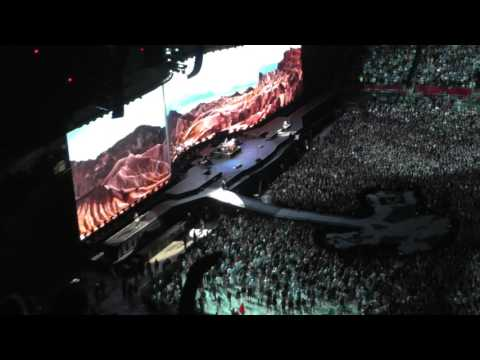 U2 6/25/17: 7 - With or Without You - Foxborough, MA