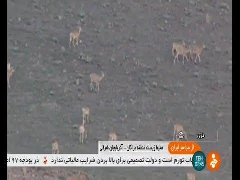 Iran Marakan natural protected area, Khoy county مراكان منطقه حفاظت شده طبيعي خوي ايران