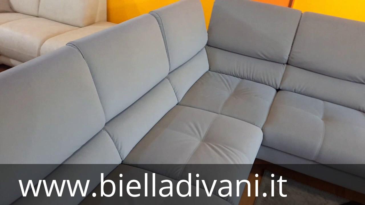 Divano con casse incorporate -Biella Divani - YouTube