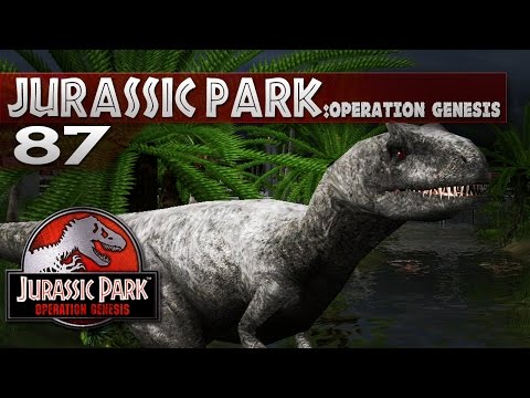 Jurassic Park: Operation Genesis    87    Indominus Rex