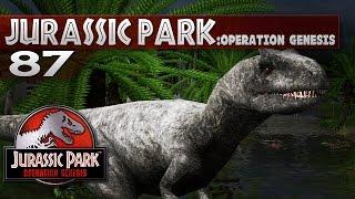Jurassic Park: Operation Genesis || 87 || Indominus Rex