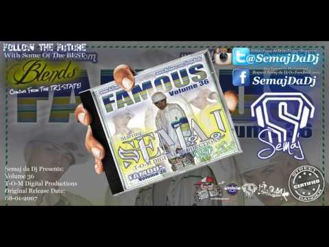 Memphis Bleek - Infatuated (Vol.36 Mix) 2007 Semaj da Dj